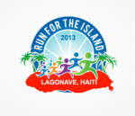 run for the island 2013 logo